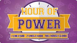bingo 90 power hour