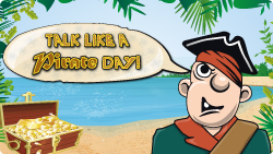 pirates talk like day