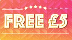 free fiver june 17